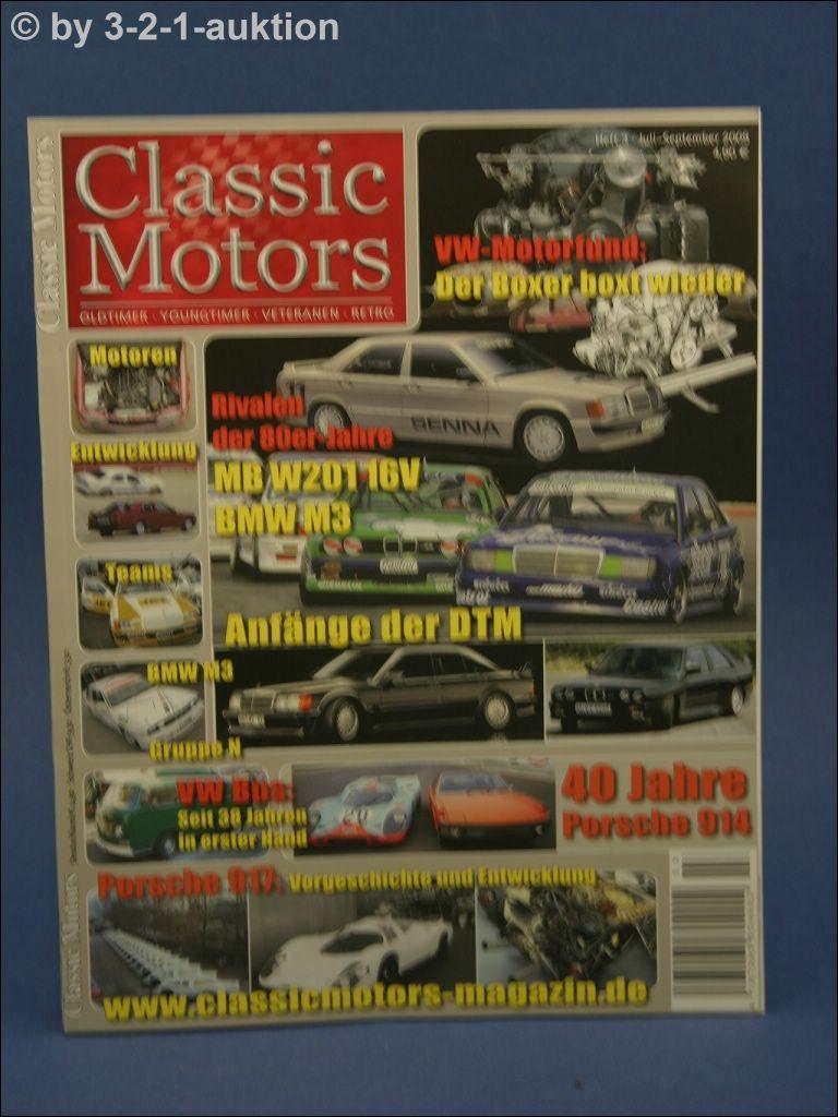Classic Motors 3 09 Db W201 16v Bmw M3 Vw Bus Porsche 914