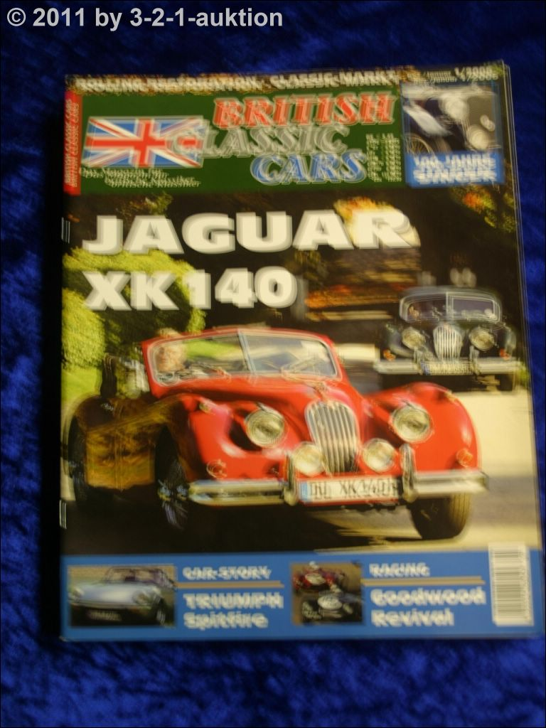 british classic cars 1 06 triumph spitfire jaguar xk 140. Black Bedroom Furniture Sets. Home Design Ideas
