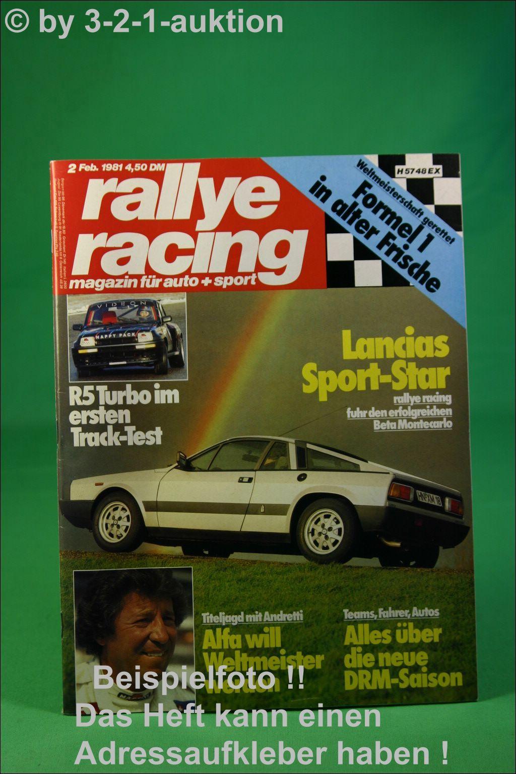 Rallye Racing 2  81 Lancia Beta Montecarlo R5 Turbo