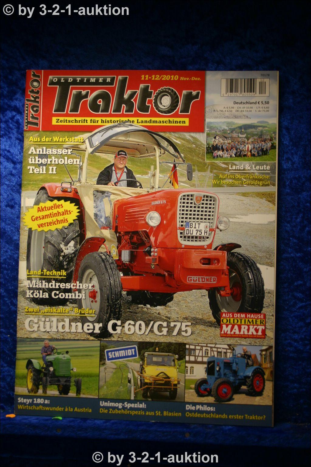 oldtimer traktor 11 12 10 g ldner g 60 75 steyr 180 a. Black Bedroom Furniture Sets. Home Design Ideas