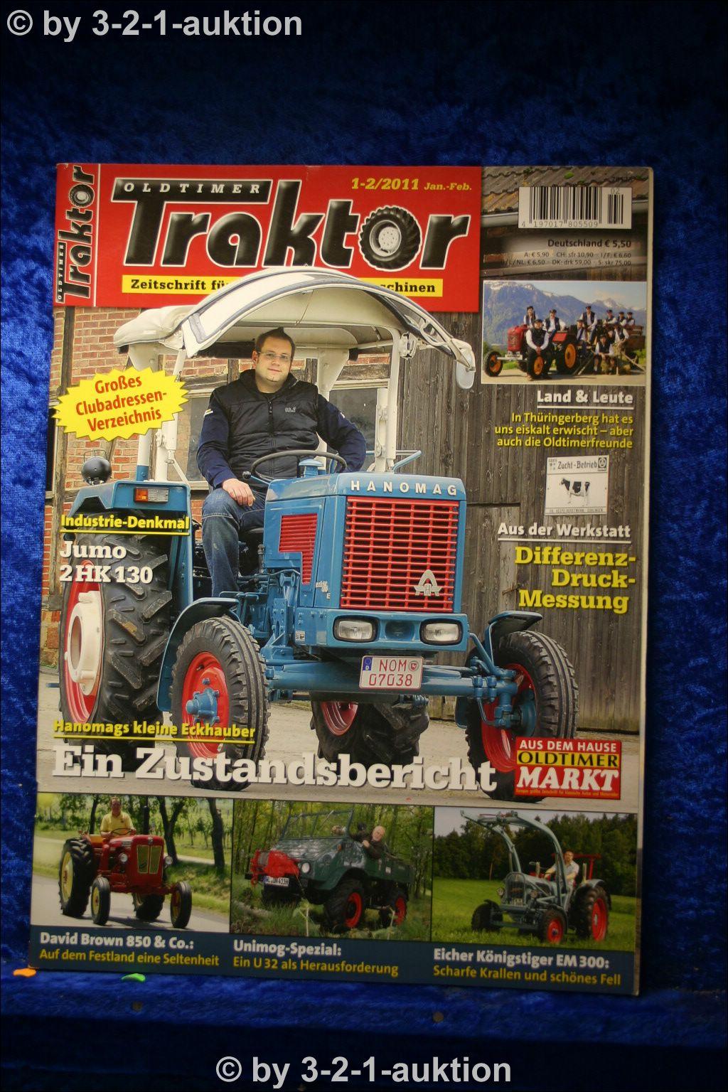 oldtimer traktor 1 2 11 hanomag perfekt granit eicher. Black Bedroom Furniture Sets. Home Design Ideas