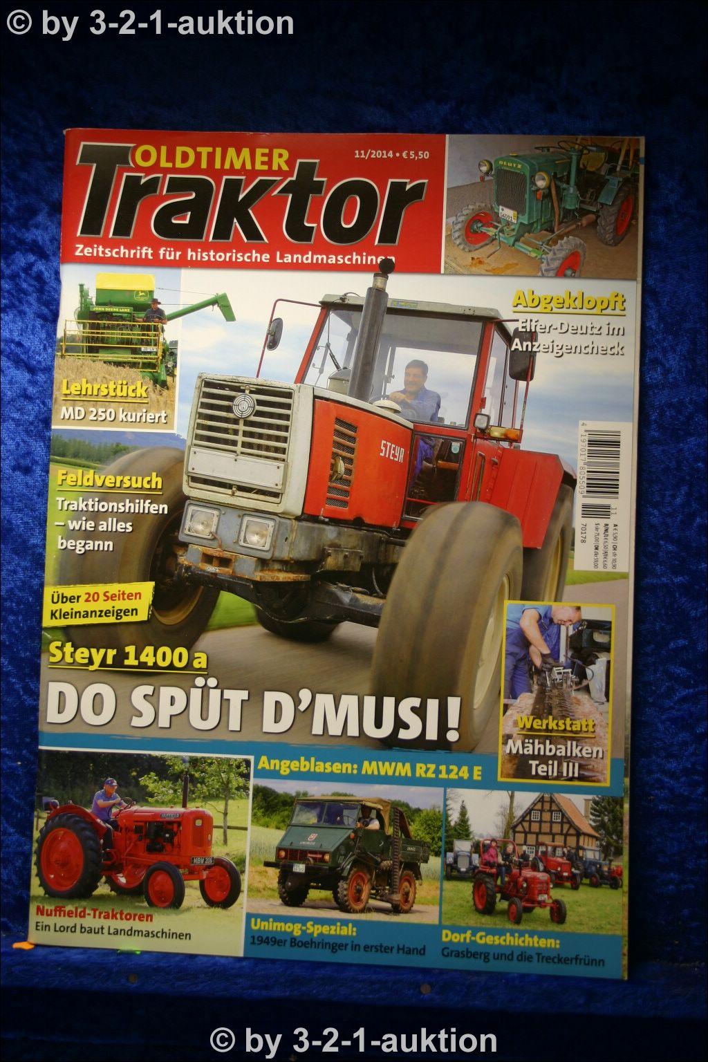oldtimer traktor 11 14 steyr 1400a nuffield unimog spezial. Black Bedroom Furniture Sets. Home Design Ideas