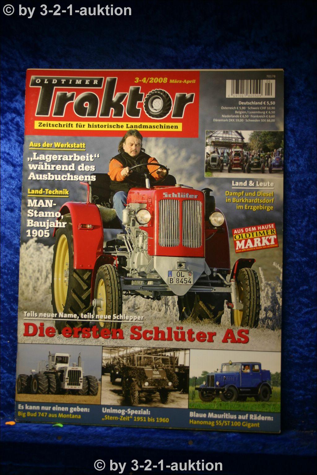 oldtimer traktor 3 4 08 schl ter as allgaier ap 16 unimog. Black Bedroom Furniture Sets. Home Design Ideas