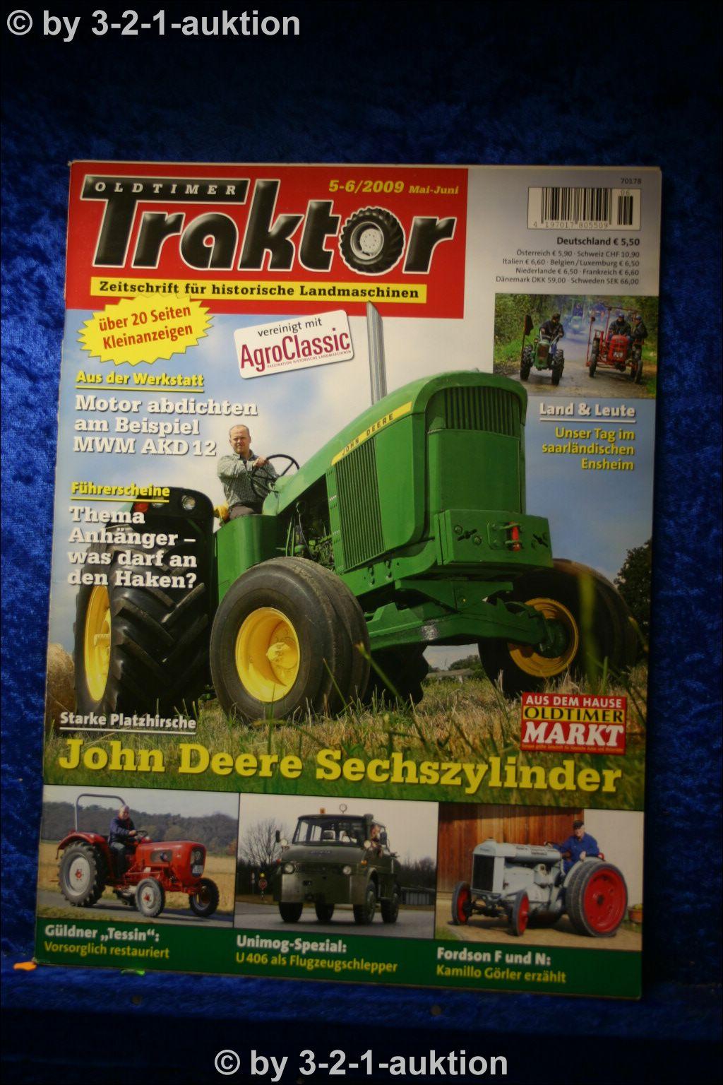 oldtimer traktor 5 6 09 john deere 4010 bis 5020 g ldner. Black Bedroom Furniture Sets. Home Design Ideas