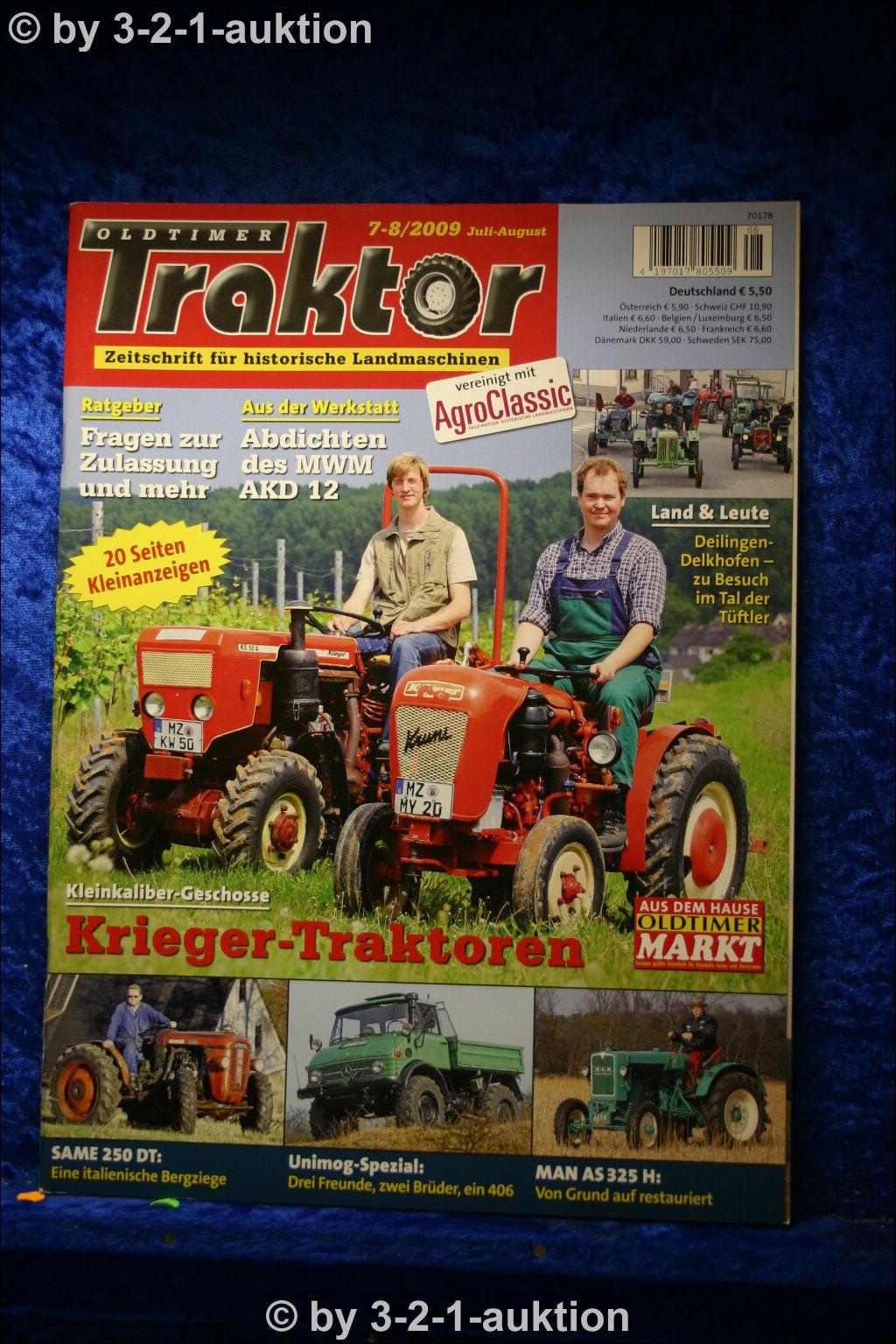 oldtimer traktor 7 8 09 krieger schmalspur unimog 406 man. Black Bedroom Furniture Sets. Home Design Ideas