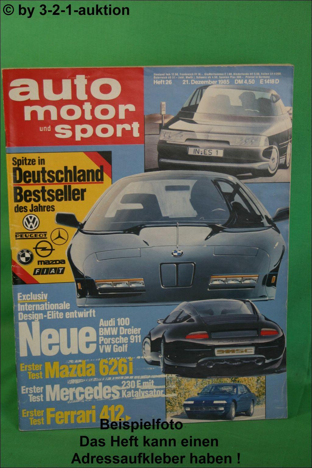AMS Auto Motor Sport 3//64 Opel Kadett Coupe Martini BMW